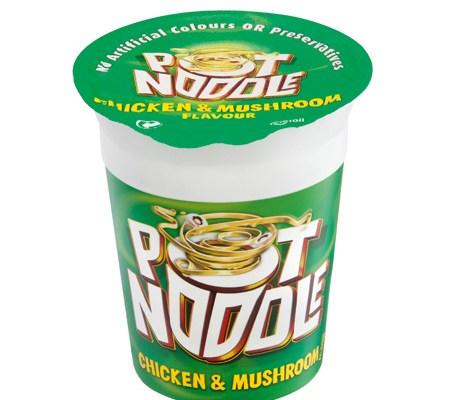 Reduced Salt Pot Noodle is Shit