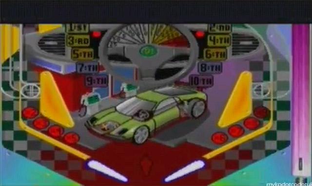 Pinball fantasies speed devils