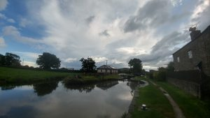 Bosley Locks on the Macclesfield Canal - mykp.co.uk