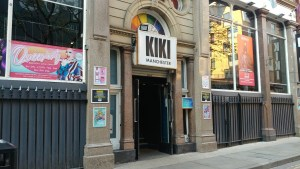 Kiki, Manchesters Gay Village