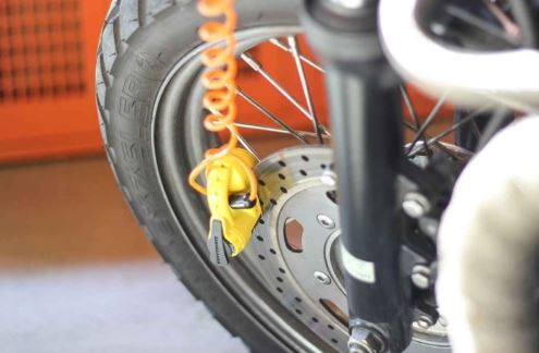 robust wheel lock