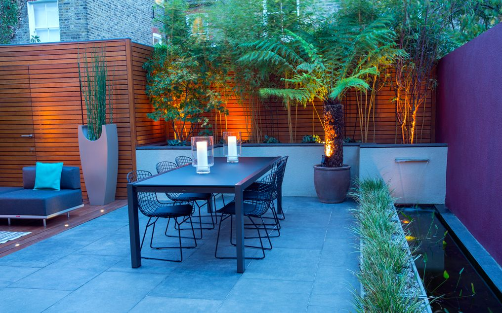 Modern garden design ideas London | Mylandscapes garden ... on Landscape Garden Designs For Small Gardens id=28887