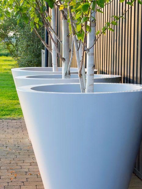 Tall Garden Planters Uk