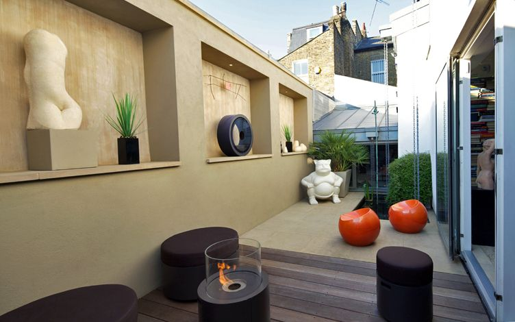 Small patio garden design London, Mylandscapes garden ... on Garden Patio Designs And Layouts id=78253