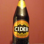 Somerset Cider – Asda