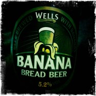 Banana Bread Beer - Wells Brewery