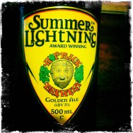 Summer Lightning - Hop Back Brewery