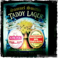 Taddy Lager – Samuel Smith Old Brewery (148)