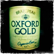 Brakspear Oxford Gold – Marston's Brewery