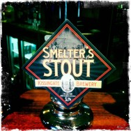 Smelter's Stout – Kissingate Brewery