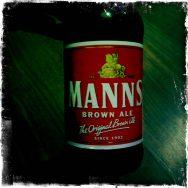 Brown Ale – Manns (Marston's) Brewery
