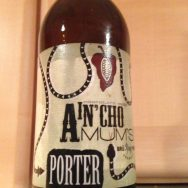 Ain'Cho Mum's Porter – Brüpond Brewery