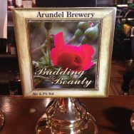 Budding Beauty – Arundel Brewery