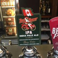 Red Racer IPA – Central City (Shepherd Neame) Brewery