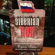 Siberian Red – Vasileostrovsky (Banks's) Brewery