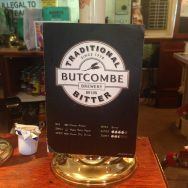 Traditional Bitter – Butcombe Brewery