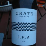 IPA – Crate Brewery