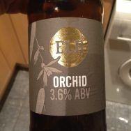 Orchid Vanilla Mild - East London Brewery