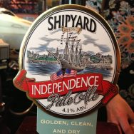 Ringwood Shipyard Independence Pale Ale – Marston's Brewery