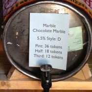 Chocolate Marble - Marble Brewery