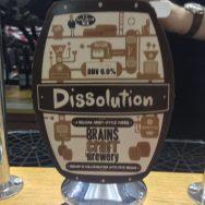 Dissolution – Brains Craft Brewery