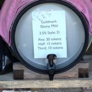 Ebony Mild - Goldmark Brewery