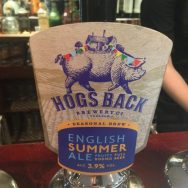English Summer Ale – Hogs Back Brewery