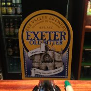 Exeter Old Bitter - Exe Valley Brewery