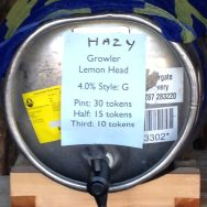 Lemon Head - Growler (Nethergate) Brewery