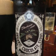 Organic Chocolate Stout - Samuel Smiths Brewery