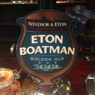 Eton Boatman - Windsor & Eton Brewery