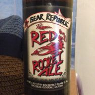 Red Rocket Ale - Bear Republic Brewing Company