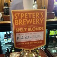 Spelt Blonde Limited Edition – St Peter's Brewery