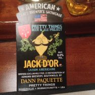 Jack D'Or - Pretty Things (Adnams) Brewery