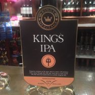 Kings IPA - Kings Heritage Brewery