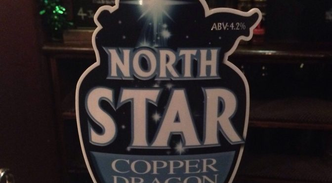 North Star - Copper Dragon Brewery