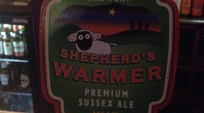 Shepherd's Warmer - Hammerpot Brewery