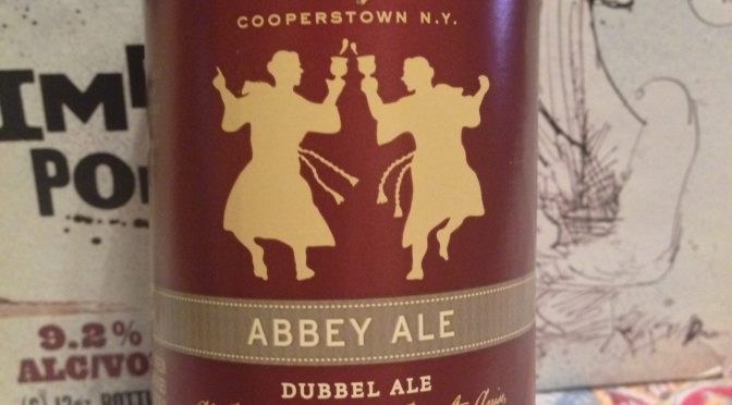 Abbey Ale - Ommegang Brewery