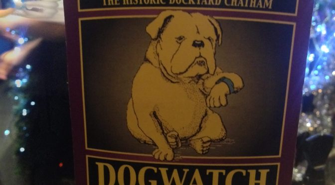 Dogwatch Stout - Nelson Brewery