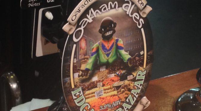 Edgar's Bazaar – Oakham Ales