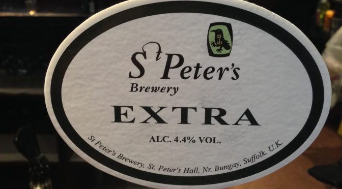 Extra – St Peter's Brewery