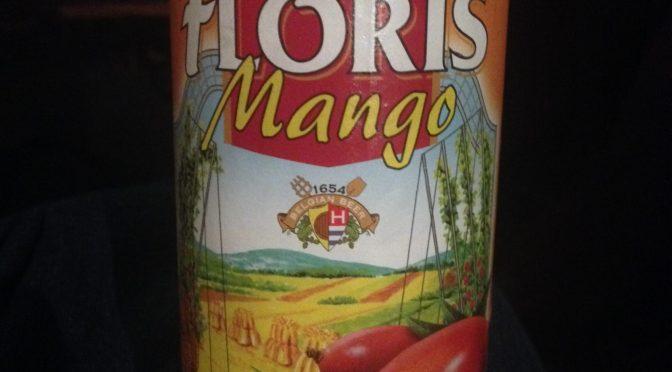Floris Mango – Brouwerij Huyghe
