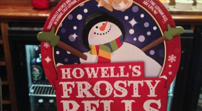 Frosty Bells - Howell's Fine Lothian Alea