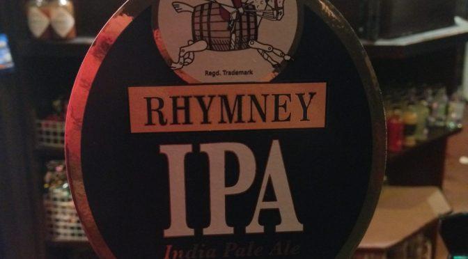 IPA – Rhymney Brewery
