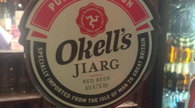Jiarg – Okells Brewery