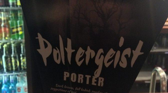 Poltergeist Porter - Caledonian Brewery