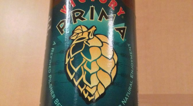 Prima Pils - Victory Brewing Co