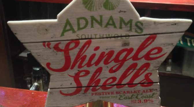 Shingle Shells - Adnams Brewery
