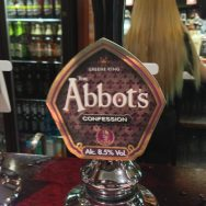 The Abbot's Confession – Greene King Brewery