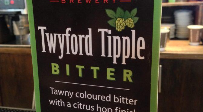 Twyford Tipple - Binghams Brewery